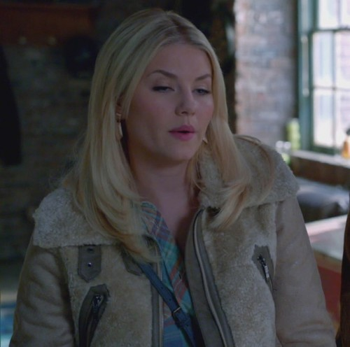 Alex's jacket on Happy Endings