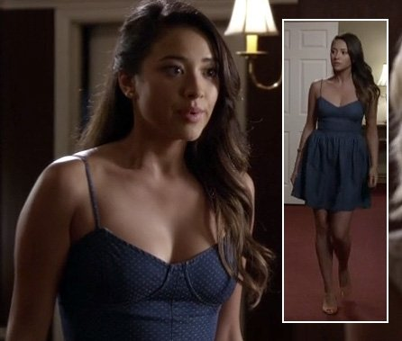 Image result for pll emily fashion