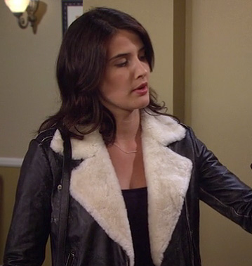 Robin's jacket on HIMYM season 8