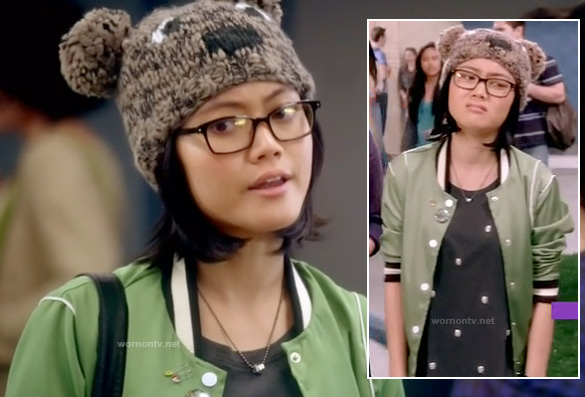 Ming's koala bear beanie on Awkward