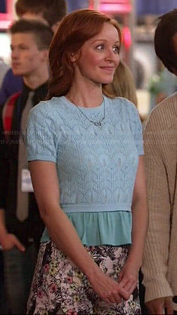 Cassandra Cillian Fashion On The Librarians Lindy Booth