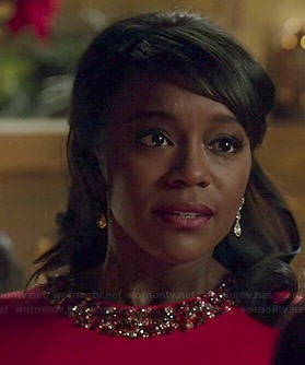 "How to Get Away with Murder ""Best Christmas Ever"" Fashion: Season ..."