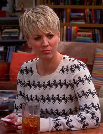 penny fashion on the big bang theory kaley cuoco page
