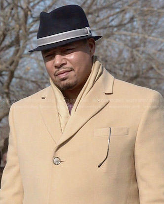 Lucious's hat on Empire