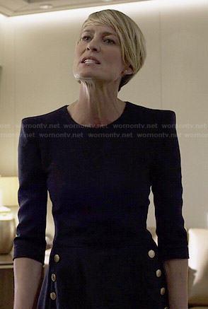 Claire Underwood Style Season 2 WornOnTV: Francis's ...