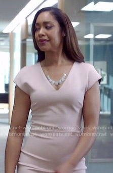 Jessica Pearson Outfits Amp Fashion On Suits Gina Torres