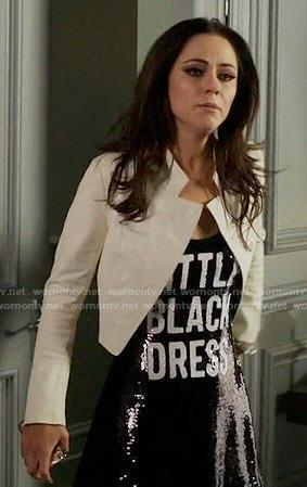 Princess Eleanor's 'Little Black Dress' on The Royals