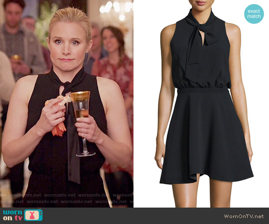 Elizabeth & James Enya Dress worn by Kristen Bell on The Good Place