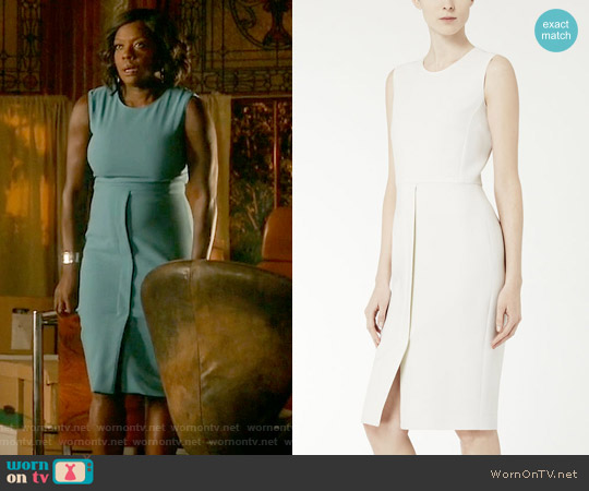 Max Mara 'Bartolo' Dress worn by Viola Davis on HTGAWM