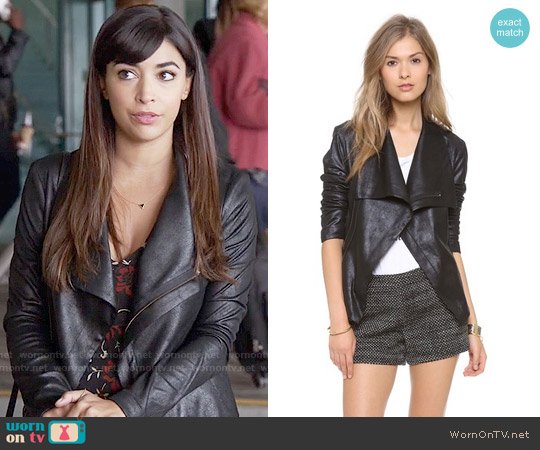 SW3 Bespoke Queensway Jacket worn by Cece Parekh on New Girl