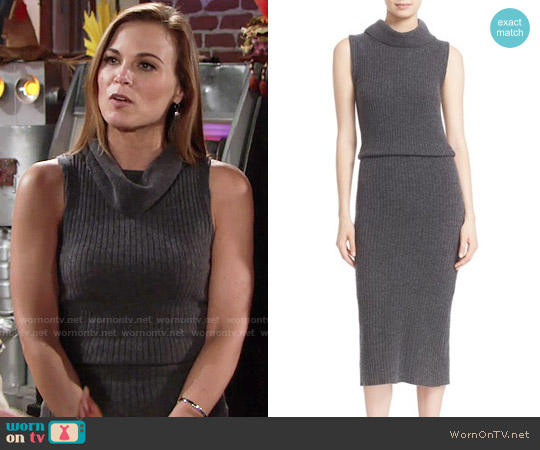 Alice & Olivia Arra Dress worn by Gina Tognoni on The Young & the Restless