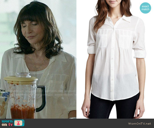 Joie Pinot Shirt worn by Gail Klostermann (Mary Steenburgen) on Last Man On Earth