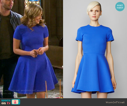 Opening Ceremony Clos Dress worn by Jen Lilley on Days of our Lives