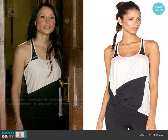 Splits59 Shira Tank worn by Lucy Liu on Elementary