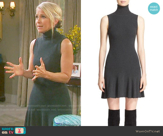 Alice + Olivia Greta Dress worn by Melissa Reeves on Days of our Lives