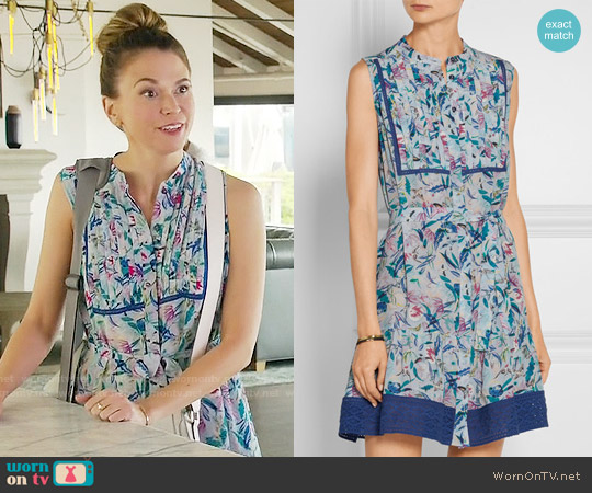 Saloni Tilly Dress worn by Liza Miller (Sutton Foster) on Younger