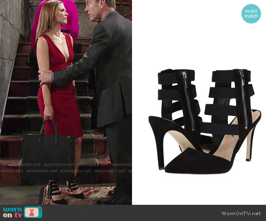 Via Spiga Damali Dress Pump worn by Phyllis Newman on The Young & the Restless