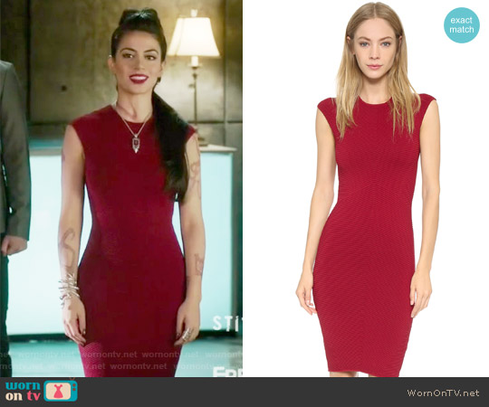 Kikimora Dress by Ronny Kobo worn by Isabelle Lightwood (Emeraude Toubia ) on Shadowhunters