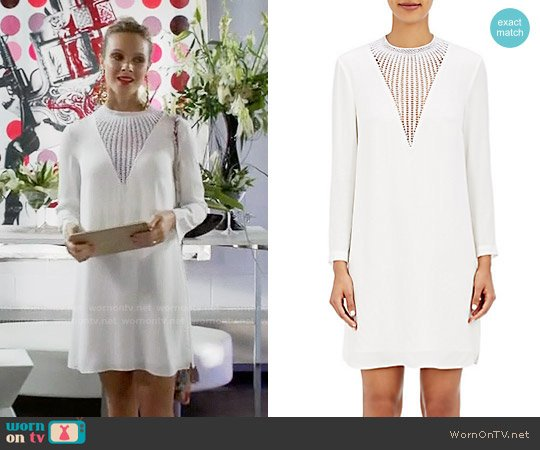 ALC Allie Dress worn by Phoebe Wells (Beau Garrett) on GG2D
