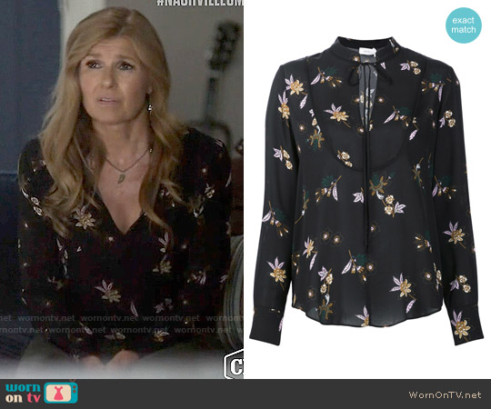 ALC Walkers Blouse worn by Connie Britton on Nashville