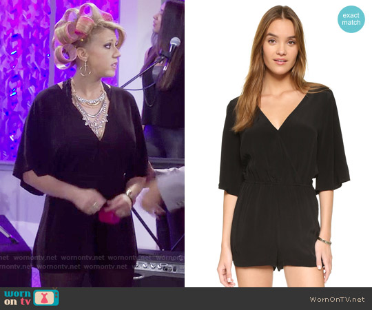 BB Dakota Shania Romper worn by Stephanie Tanner (Jodie Sweetin) on Fuller House
