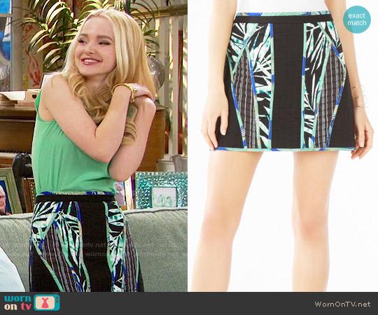 Bcbgmaxazria Andrick Skirt worn by Liv Rooney on Liv & Maddie