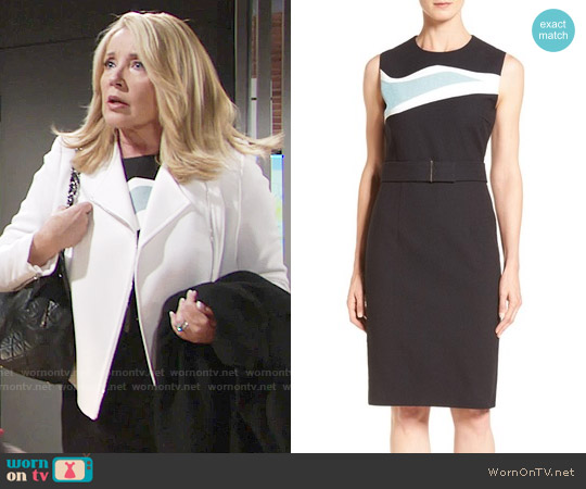 Boss Didina Dress worn by Melody Thomas-Scott on The Young & the Restless