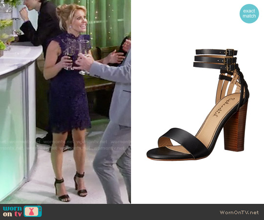 Splendid Jena Sandals Worn By Dj Tanner Fuller On House