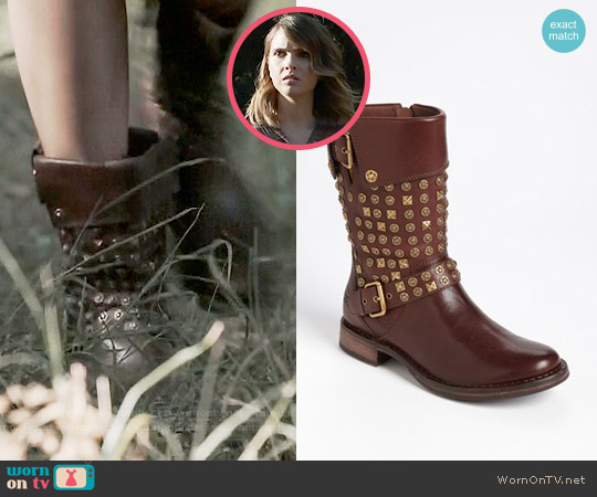 UGG Australia Conor Studs Boots worn by Malia Tate on Teen Wolf