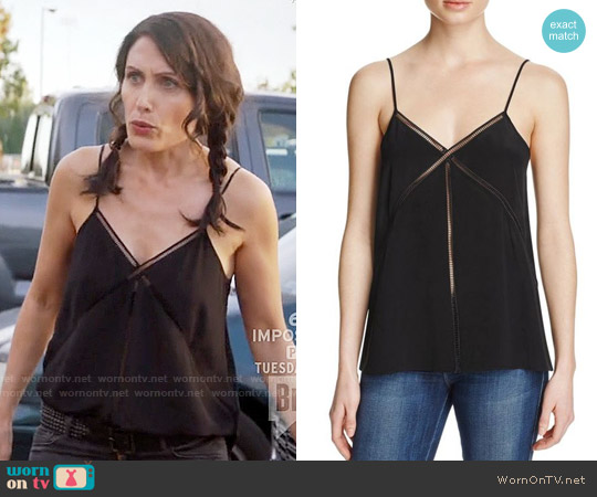 Cami NYC Brooke Cami worn by Lisa Edelstein on GG2D