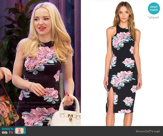 Elizabeth & James Leya Dress worn by Dove Cameron on Liv & Maddie
