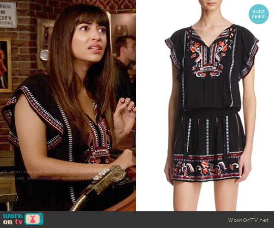 Parker Dean Dress worn by Cece Parekh (Hannah Simone) on New Girl