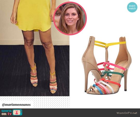 worn by Maria Menounos (Maria Menounos) on E! News