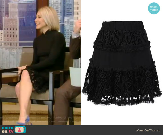 worn by Kelly Ripa on Live with Kelly & Ryan