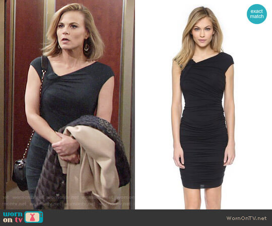Bailey 44 Ski Bunny Dress worn by Phyllis Newman (Gina Tognoni) on The Young & the Restless