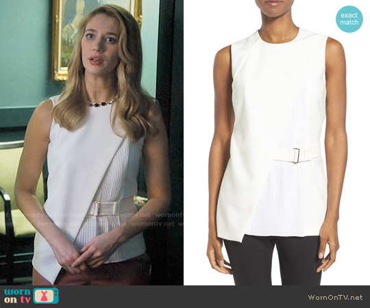 Boss Iakila Tank worn by Petra Solano (Yael Grobglas) on Jane the Virgin