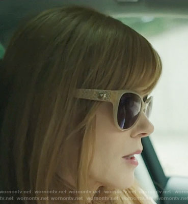 Celeste's sunglasses on Big Little Lies