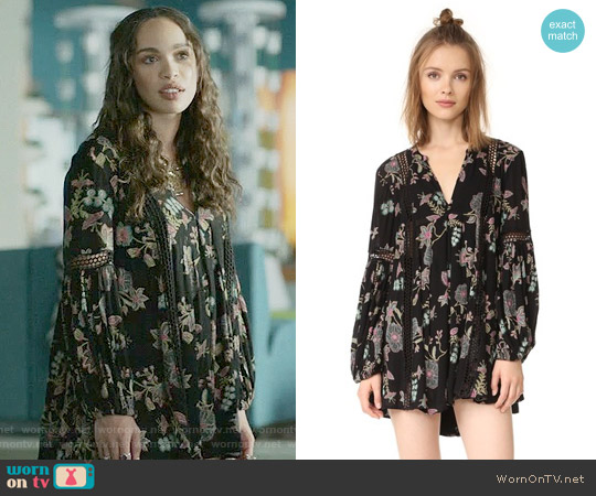 Free People Just the Two of Us Dress worn by Erica Dundee (Cleopatra Coleman) on Last Man On Earth