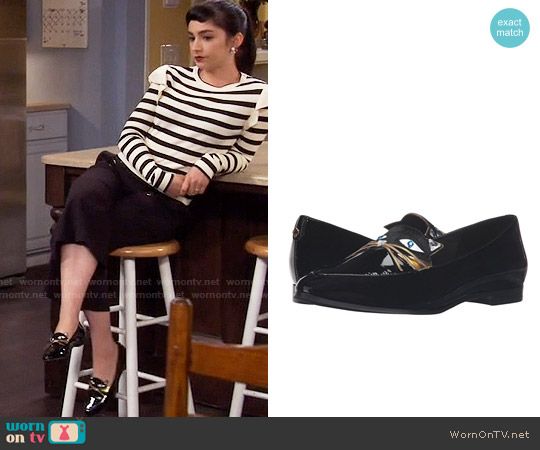 Kate Spade Cecilia Flats worn by Mandy Baxter on Last Man Standing