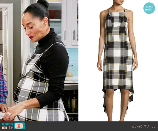 Public School Lilu Dress worn by Tracee Ellis Ross on Blackish
