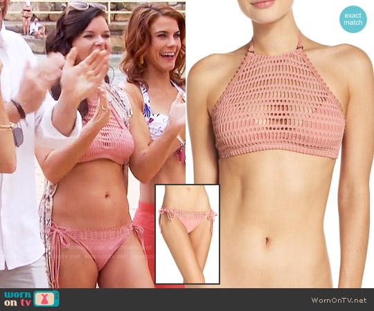 Robin Piccone Sophia Bikini worn by Katie Logan (Heather Tom) on The Bold & the Beautiful