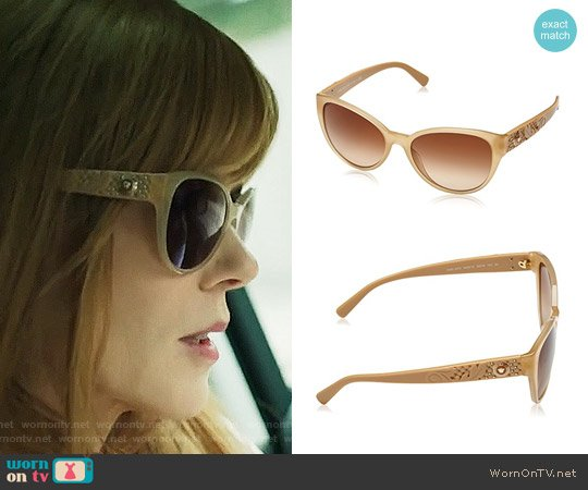 Versace 4272 Sunglasses worn by Nicole Kidman on Big Little Lies