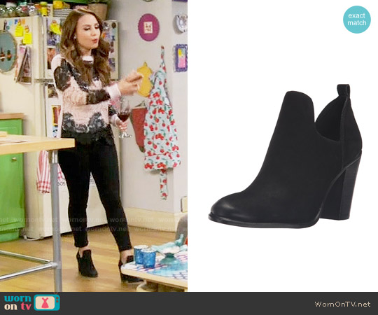 Vince Camuto Federa Boots worn by Sofia Rodriguez on Young & Hungry