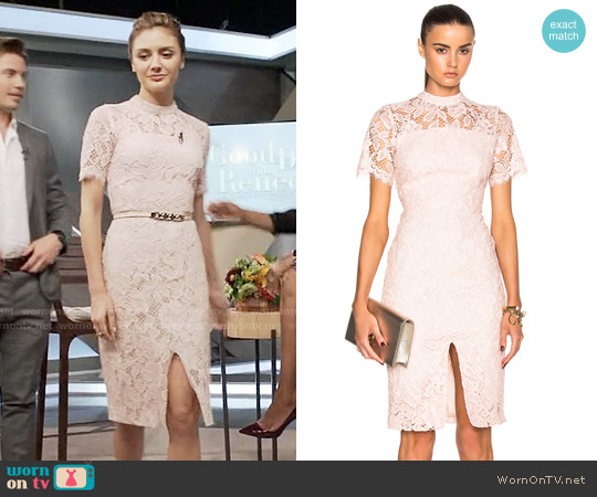 Alexis Ardella Dress worn by Christine Evangelista on The Arrangement