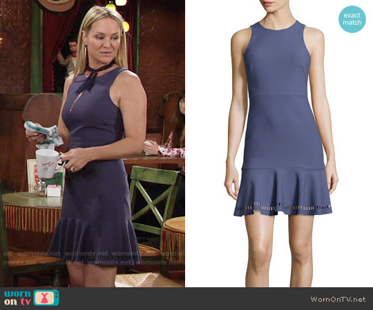 Elizabeth & James Hadley Dress worn by Sharon Case on The Young & the Restless