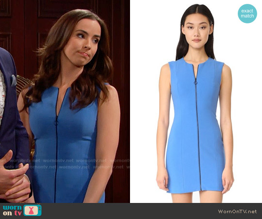 Elizabeth and James Susannah Dress worn by Ivy Forrester (Ashleigh Brewer) on The Bold & the Beautiful
