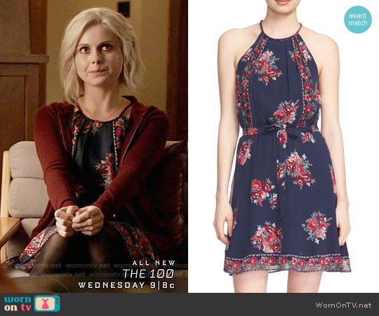 Joie Valetta Dress worn by Liv Moore (Rose McIver) on iZombie
