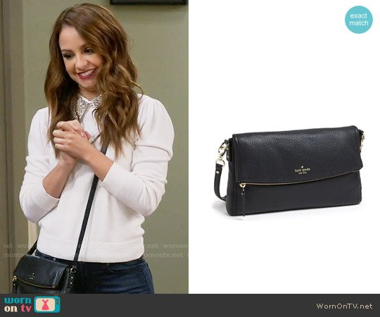 Kate Spade Carson Bag worn by Sofia Rodriguez on Young & Hungry