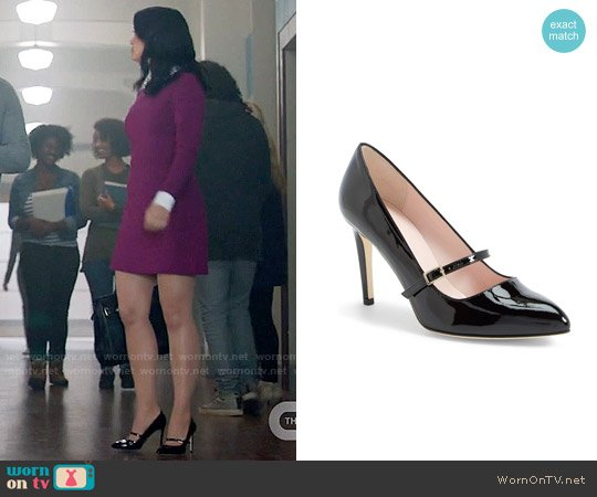 Kate Spade Nilda Pumps worn by Veronica Lodge on Riverdale