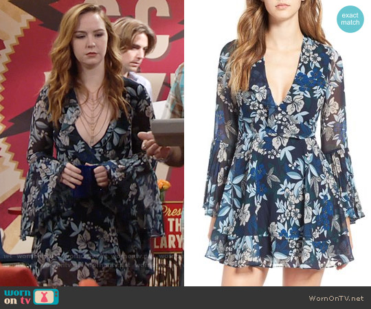 Keepsake Seasons Swing Dress worn by Camryn Grimes on The Young & the Restless